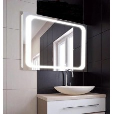 "Зеркало с лед подсветкой ""Бриз"""