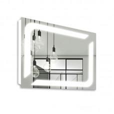 """Зеркало в ванную комнату с лед подсветкой """"Магнолия"""""""