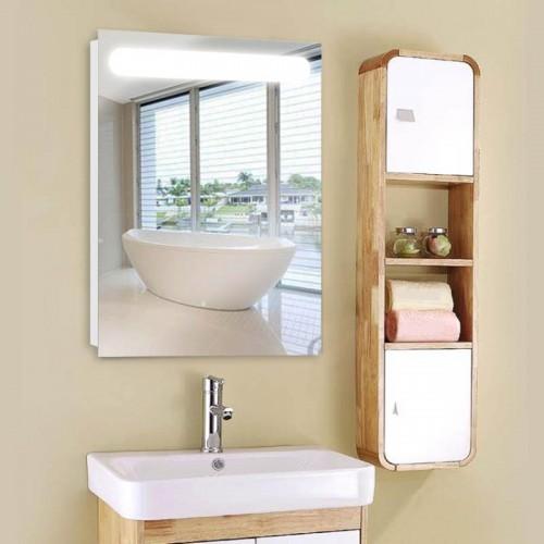 """Зеркало в ванную с подсветкой """"Свет"""""""