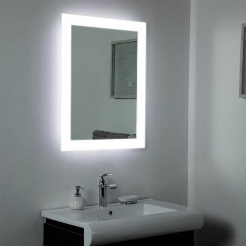 """Зеркало в ванную комнату с 3D подсветкой """"Вечность"""""""
