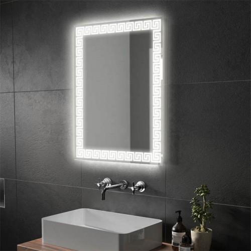 """Зеркало в ванную комнату с 3D подсветкой """"Слава"""""""