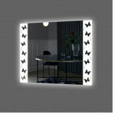 """Зеркало в ванную комнату с 3D подсветкой """"Сказка"""""""