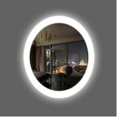 """Зеркало с 3D подсветкой """"Рассвет"""""""