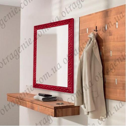 Зеркало в багете 640х950 мм