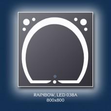 "Зеркало с LED подсветкой ""Rainbow"""