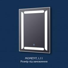 """Зеркало с LED подсветкой """"Moment"""""""