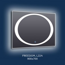 """Зеркало с LED подсветкой """"Freedom"""""""