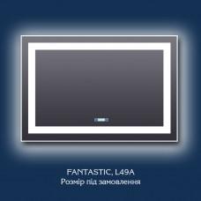 """Зеркало с LED подсветкой """"Fantastic"""""""