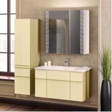 Зеркальный шкафчик без подсветки Ш2195
