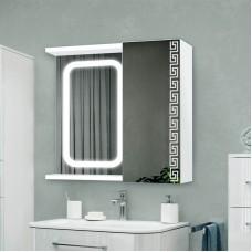 Зеркальный шкафчик с подсветкой Ш 2395/2