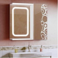 Зеркальный шкафчик с подсветкой Ш 6350/2