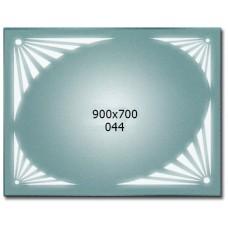 """Зеркало с LED подсветкой """"Арена"""""""