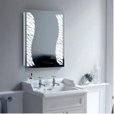 """Зеркало с LED подсветкой """"Рыбка"""""""