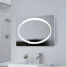 "Зеркало с LED подсветкой ""Овал"""