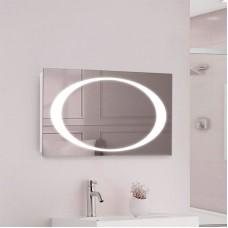 "Зеркало с LED подсветкой ""Элипс"""