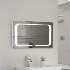 "Зеркало с LED подсветкой ""Винтаж"""