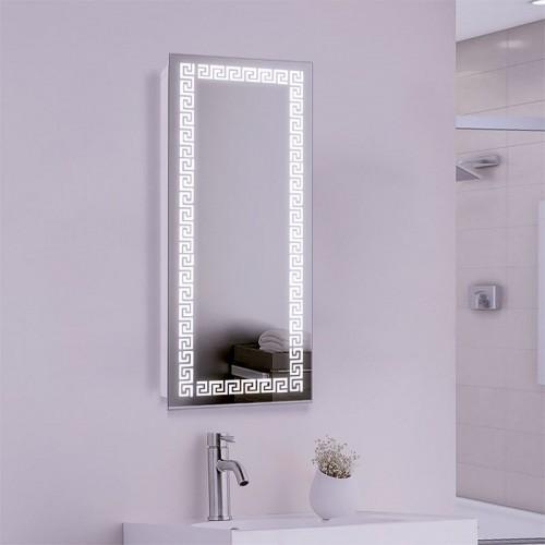"""Зеркало в ванную комнату с LED подсветкой """"Венера"""""""