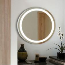 """Зеркало с LED подсветкой """"Глобус"""""""