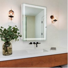 """Зеркало с LED подсветкой """"Лабиринт"""""""