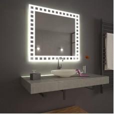 "Зеркало с 3D подсветкой ""Монро"""